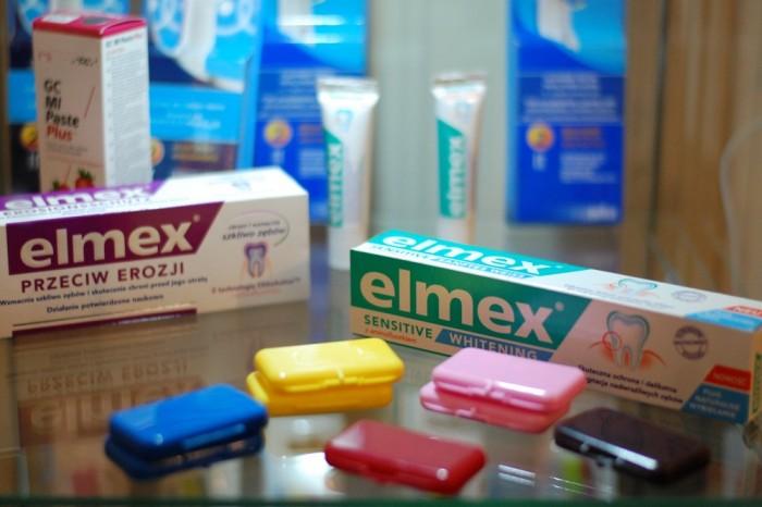 Produkty do pielęgnacji jamy ustnej
